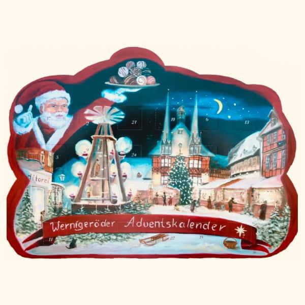 Wernigeröder Adventskalender (rot)